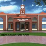 Cadet College Sargodha Admission 2018 Last date 7th, 8th Class