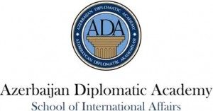 Azerbaijan Diplomatic Academy Logo