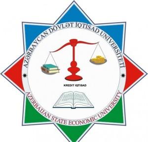 Azerbaycan Dövlet Iqtisad Universiteti logo