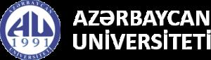 Azerbaycan Universiteti Logo