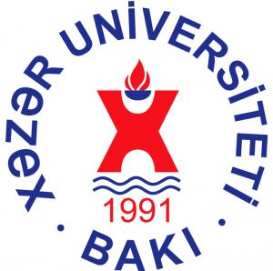 Xezer Universiteti Logo
