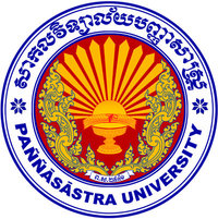 Paññasastra University of Cambodia logo