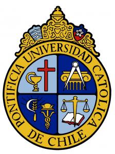 Pontificial catholic univeristy logo