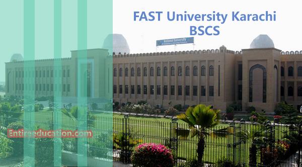 BSCS In FAST University Karachi