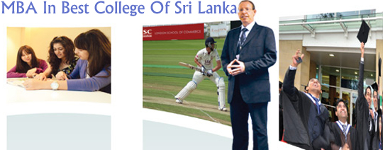 Best Colleges of MBA In Sri Lanka