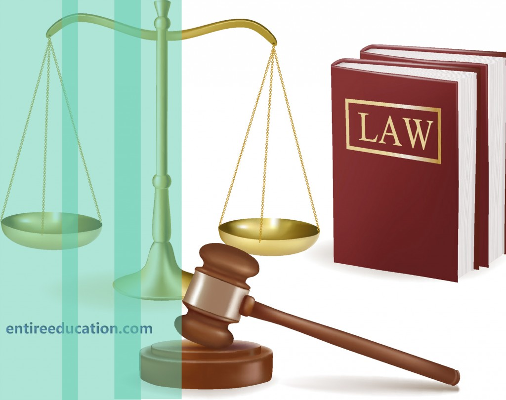 Law list of subjects to study in college