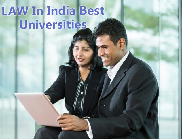 LAW In India Best Universities