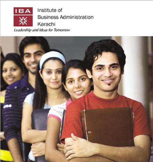 MBA In IBA Karachi