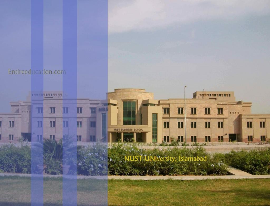 Mechanical Engineering In NUST University Islamabad