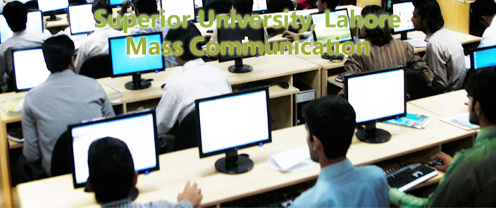 Superior University Is Best For Mass Communication