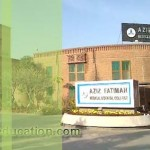 Aziz Fatimah Medical and Dental College Admission