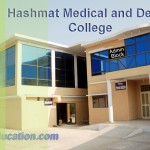 Hashmat Medical and Dental College Gujrat Admission