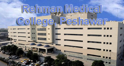 Rehman Medical College Peshawar Admissions