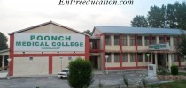 Poonch Medical College Rawalakot Admissions