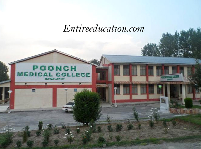 Poonch Medical College Rawalkot