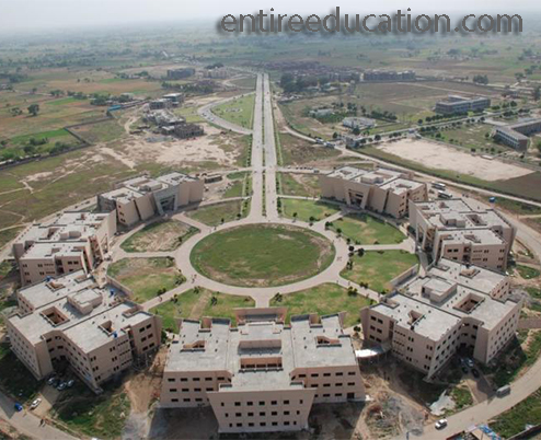 University of Gujrat Sub Campus Rawalpindi Admission