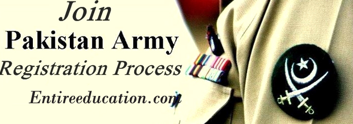 Join Pakistan Army As 2nd Lieutenant – PMA Long Course 142 Online Registration