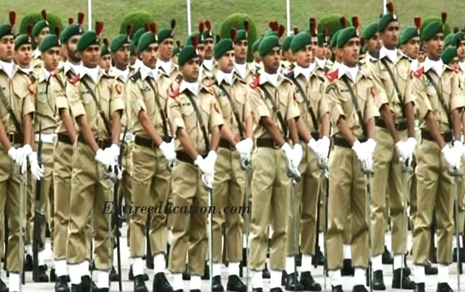 How to Join Pakistan Army For PMA Course as 2nd Lieutenant - Entire