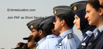 Join Pakistan Air Force as Short Service Commission