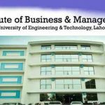 IB&M UET Lahore Admission 2017 for BBA, MBA and MS