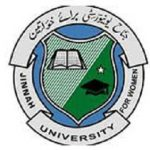 Jinnah University For Women Admission 2018 Last date and Fee Structure