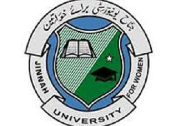 Jinnah University For Women Admission 2019 Last date and Fee Structure