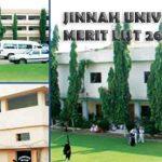 Jinnah University for Women Karachi Merit List and Entry test results 2019