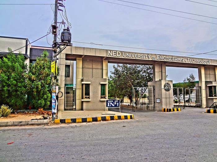 NED University Merit list 2019and NED Entry test results