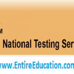 NTS Test Preparation, Criteria, Date And Form 2018