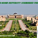 Quaid e Azam University Merit List 2018 1st, 2nd, 3rd and Final