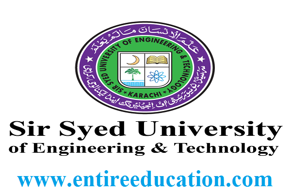 Sir Syed University Admission Fees Structure