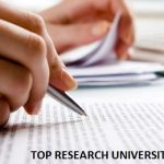 Top Research Universities in Pakistan By HEC