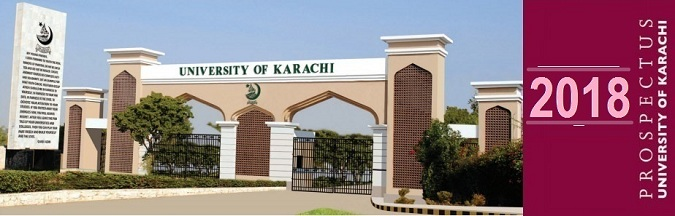 University of Karachi Admission 2019 (UOK) Last Date, Fee Structure