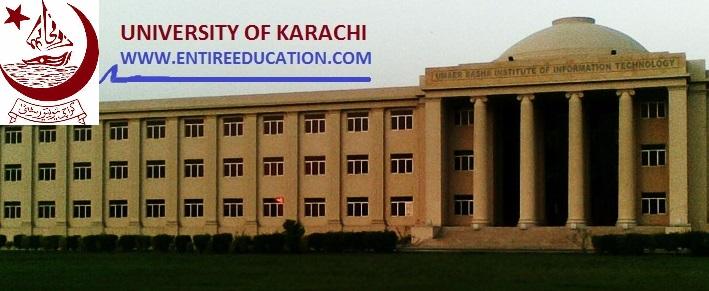 Karachi University Merit List 2019 for UOK Entry Test Results