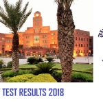 University Of Central Punjab Merit List and UCP Entry Test Results for Admissions 2018