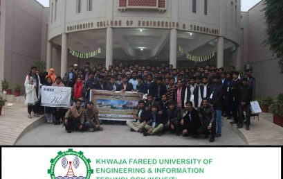 Khawaja Fareed University of Engineering and Information Technology KFUEIT Merit List 2019