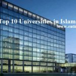 Top 10 Universities in Islamabad for BBA - Top Ranking Universities For BBA