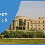 NUST University Admissions 2018 for Graduate and PhD Programs