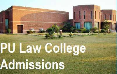 Punjab University Law College Admission 2019 Last date Fee Structure and Eligibility Criteria