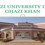 Ghazi University Admission 2019 Last date Eligibility Fee Structure