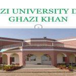 Ghazi University Admission 2018 Last date Eligibility Fee Structure